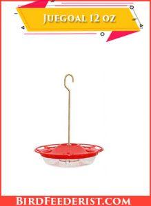 Juegoal 12 oz bird feeder