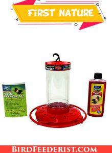 First Nature 3057 16-Ounce Hummingbird Starter Kit