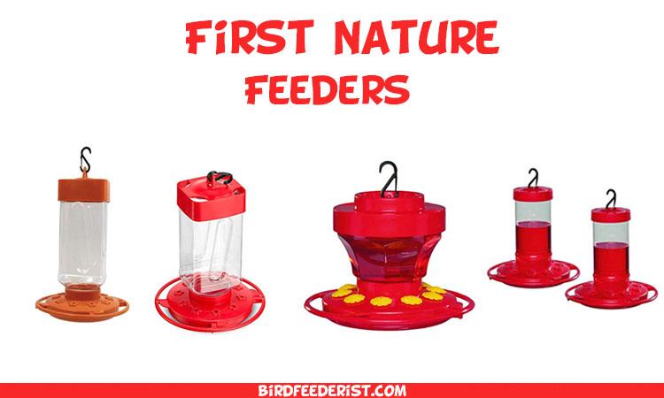The 7 Best First Nature Hummingbird Feeders | Expert Reviews & Buyer Guide