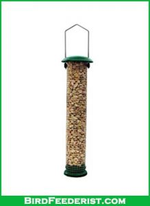 Gray-Bunny-Premium-Steel-Sunflower-Seed-Feeder-review