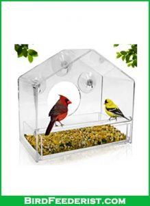 Nature Gear Window Bird Feeder review
