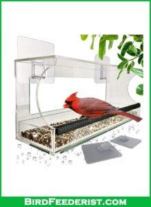 Foxup-Window-Bird-Feeders-with-Sliding-Feed-Tray