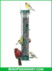tube feeders